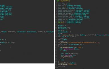 Modular Plurox Backdoor Can Spread Over Local Network