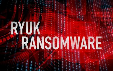 NCSC Issued an Emergency Alert for Ryuk Ransomware that Actively Attacks on Global Organizations