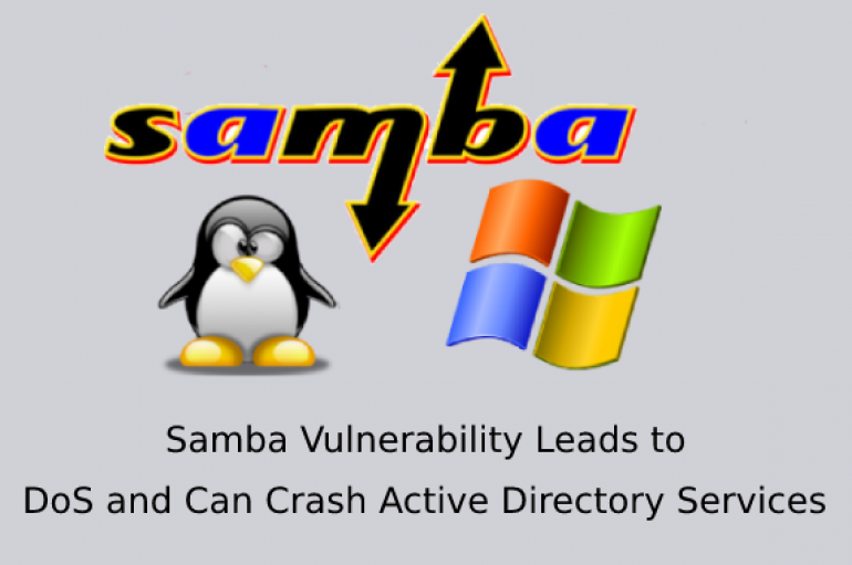 Samba Vulnerability Leads to DoS in DNServer and Can Crash Active Directory Services