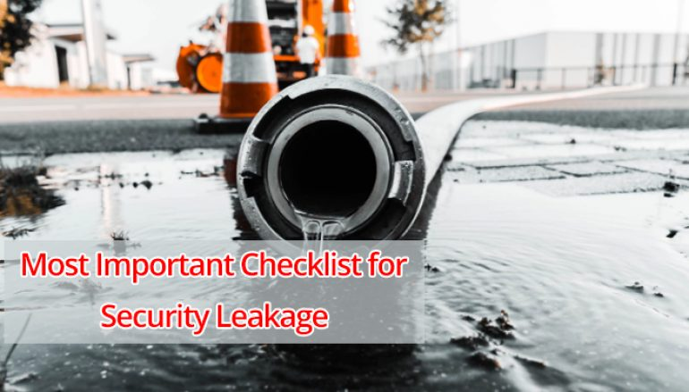 Most Important Checklist for Security Leakage Before Initiating Data Migration in Your Organization