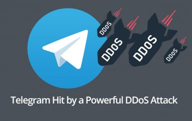 Messaging Service Telegram Hit by a Powerful DDoS Attack