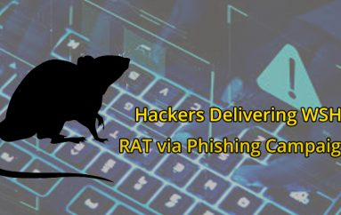 Hackers Delivering WSH Remote Access Tool (RAT) via Phishing Campaign to Attack Banking Customers