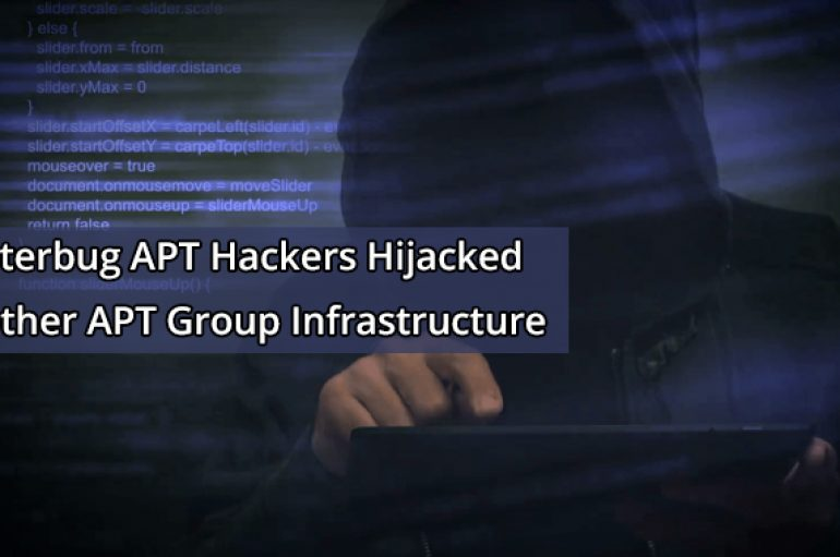 Waterbug APT Hackers Hijacked Another APT Group Infrastructure to Attack Governments and International Organizations