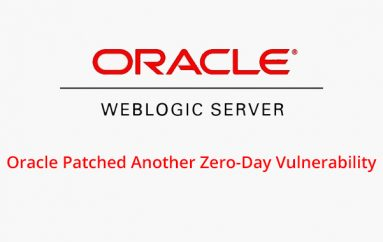 Oracle Patched Another Zero-Day Vulnerability that Can be Exploited Without Authentication