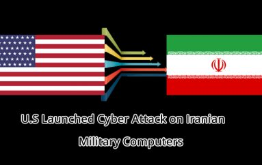 U.S Launched Cyber Attack on Iranian Military Computers After U.S Military Drone Shot Down by Iran
