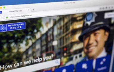 Met Police Red-Faced After News Platform Hacked