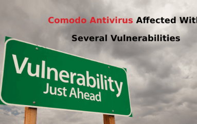 Comodo Antivirus Affected With Multiple Vulnerabilities that Includes Privilege Escalation and Denial of Service