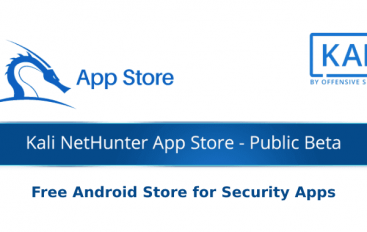 Kali NetHunter App Store – Free Android Store for Security Apps