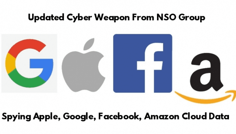 Israel NSO Group's Updated Cyber Weapon Can Spy Apple, Google ...