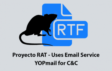 Hackers Attack Financial Institutions & Government Organizations With Proyecto RAT
