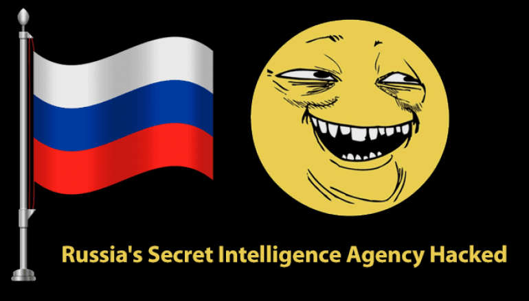 Russia's Secret Intelligence Agency Hacked – One of the Largest Hack in the Russian History