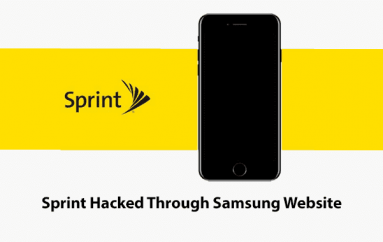 Telecommunication Company Sprint Customers Account Hacked Through Samsung Website