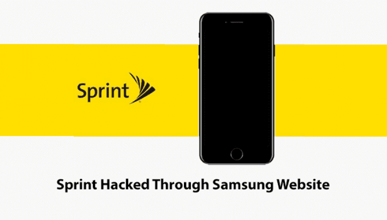 Telecommunication Company Sprint Customers Account Hacked Through Samsung Website Cybercureme