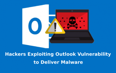USCYBERCOM Warned that Hackers Exploiting Microsoft Outlook Security Vulnerability to Deliver Malware