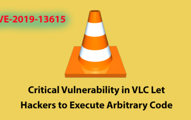 Critical Vulnerability in VLC Media Player 3.0.7.1 Let Hackers to Execute Arbitrary Code