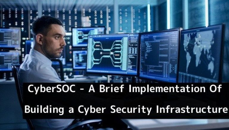 Modern CyberSOC – A Brief  Implementation Of Building a Collaborative Cyber Security Infrastructure