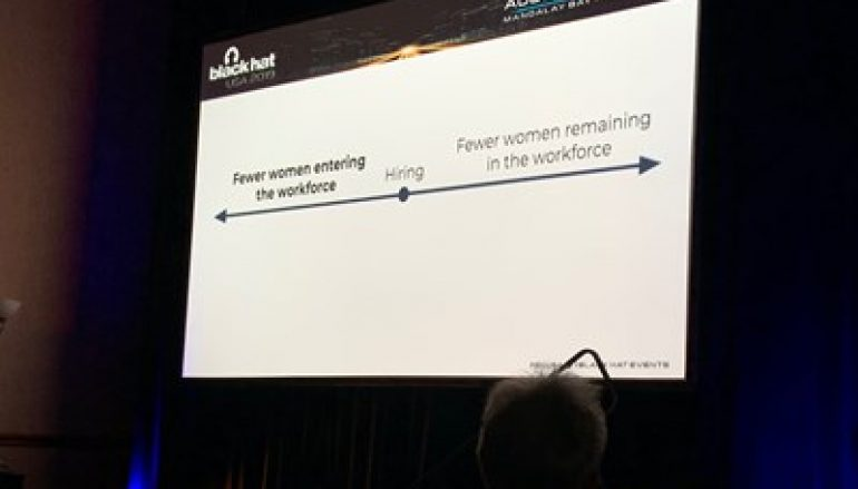 #BHUSA Empathy is Key to Hiring and Retaining Women in Cybersecurity