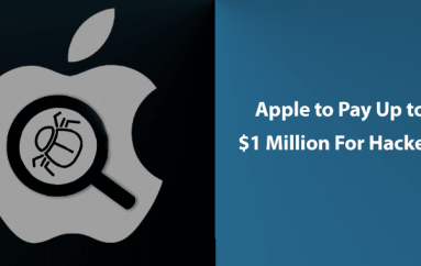 Apple to Pay Up to $1 Million For Hackers Who Can Gain Complete Control Over iPhone