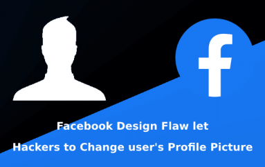 Facebook Design Flaw Allow Hackers to Remove Any Facebook User Profile Photo