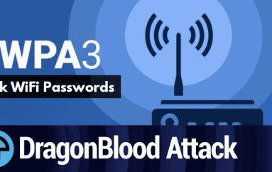 New Dragonblood Vulnerabilities Found in WPA3 Protocol Allows Attacker To Hack WiFi Passwords