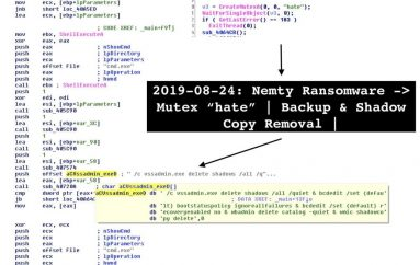 Nemty Ransomware, A New Malware Appears in the Threat Landscape