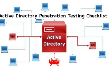 Active Directory Penetration Testing Checklist