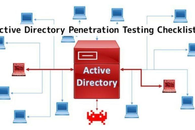 Active Directory Penetration Testing Checklist
