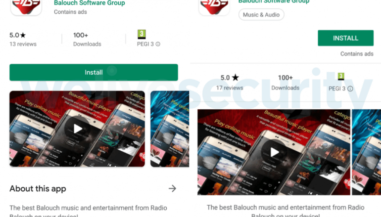 App Tainted with Ahmyst Open-Source Spyware Appeared on Google Play Store Twice