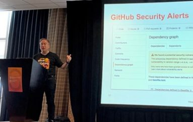 #OSSummit: Don't Ignore GitHub Security Alerts