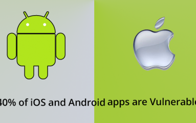 Be aware Smarties – 40% of iOS and Android Apps are Vulnerable to Hack