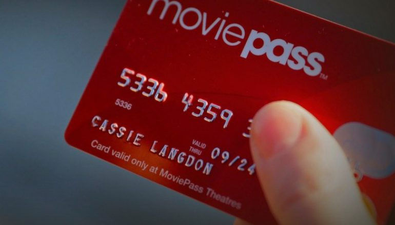 Thousands Credit Card Numbers of MoviePass Customers Were Exposed Online
