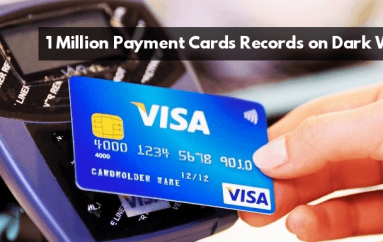1 Million Payment Cards Data From South Korea Comes to Sale on Darkweb for $24 USD
