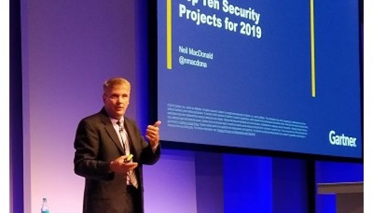 #GartnerSEC: 2019 Projects Should Include Incident Response, BEC and Container Security
