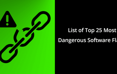 CWE Top 25 (2019)  – List of Top 25 Most Dangerous Software Weakness that Developers Need to Focus