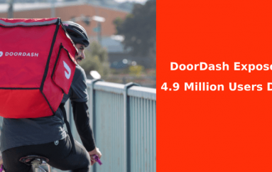 Hackers Stole 4.9 Million Users Data from Food Delivery Service DoorDash