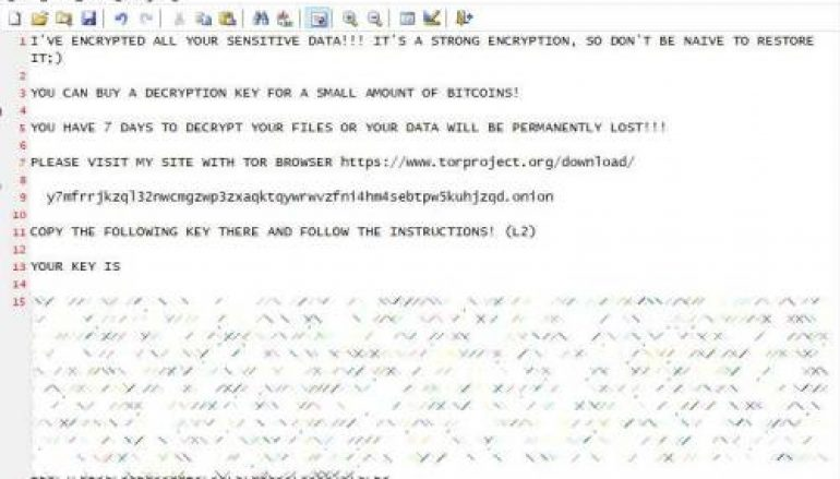 Thousands of Servers Infected with the Lilocked Ransomware