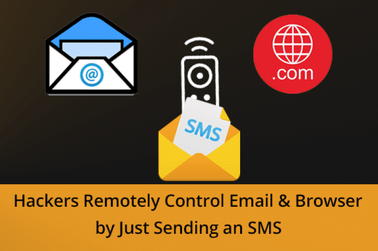 Hackers Remotely Control Email & Browser by Just Sending an SMS and Change the Settings Over the Air