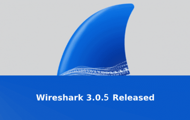 Wireshark 3.0.5 Released with the Fix for Several Vulnerabilities