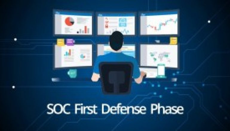 SOC First Defense phase – Understanding the Cyber Attack Chain – A Defense Approach with/without SOC