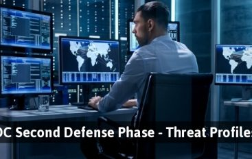 SOC Second Defense Phase – Understanding the Cyber Threat Profiles
