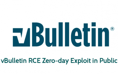 vBulletin Forum Software RCE Zero-day Exploit Published Online By Anonymous Hacker – Unpatched