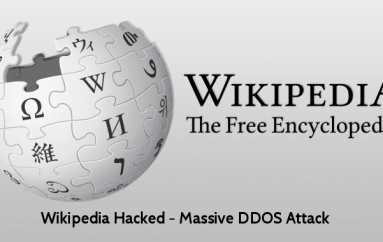 Wikipedia Hacked – Hackers Take Down the Website with Massive DDOS Attack