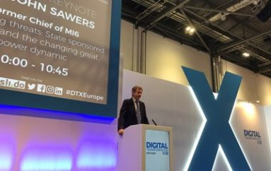 #DTXEurope: Former Chief of MI6 Reflects on Growth of Tech and Cyber-Threats