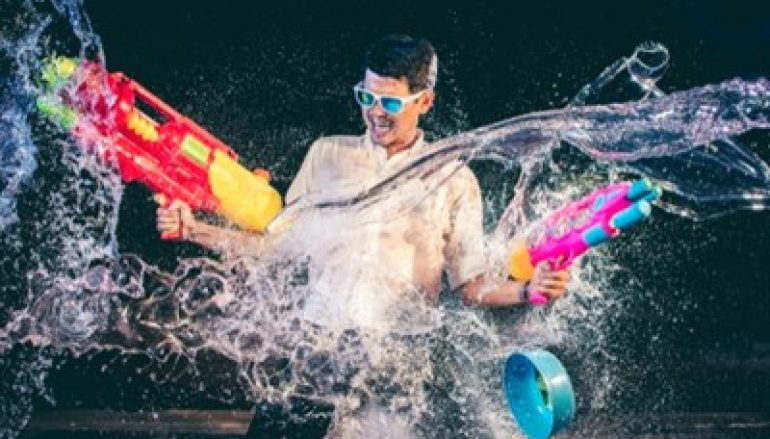 American High School Hack Linked to Epic Water Fight