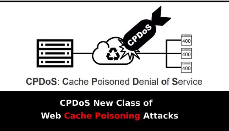 CPDoS – New Web-Based Web Cache Poisoning Attack On Websites That Using CDN