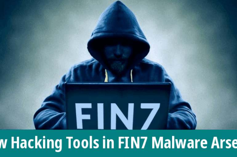 FIN7 APT Hackers Added New Hacking Tools in Their Malware Arsenal to Evade AV Detection