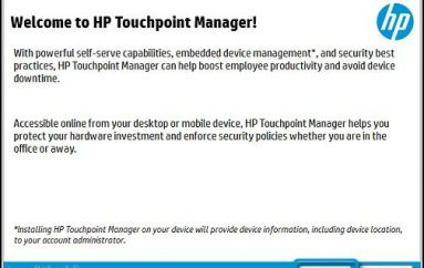 Tens of Million PCs Potentially Impacted by a Flaw in HP Touchpoint Analytics