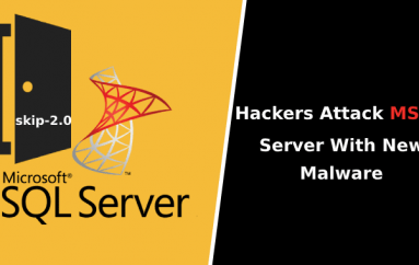 Winnti Hacker Group Uses New Malware to Hack Microsoft SQL Servers