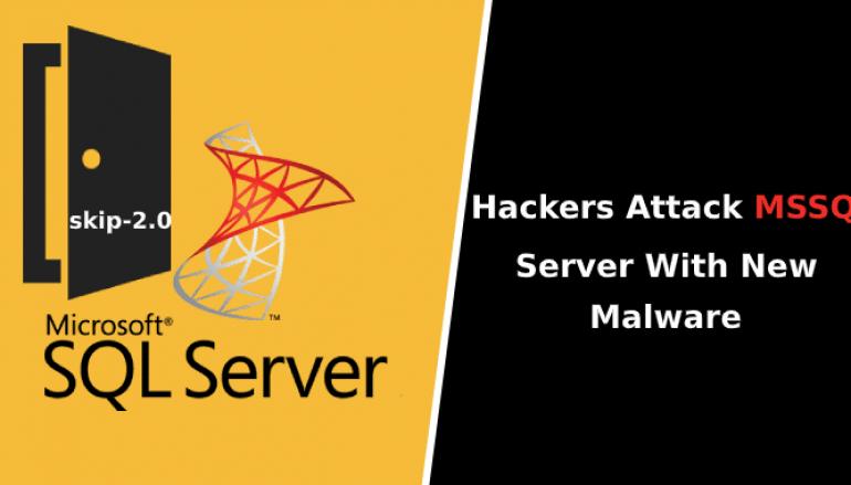 Winnti Hacker Group Uses New Malware to Hack Microsoft SQL Servers