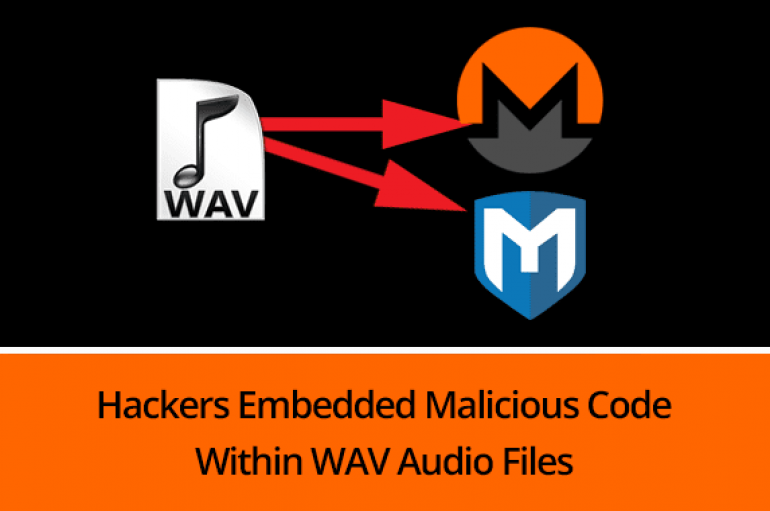 Hackers Embedded the Malicious Code Within WAV Audio Files to Gain Reverse Shell Access